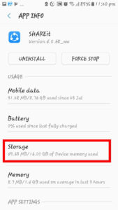 Transfer Apps from Phone to SD Card (Step 5)