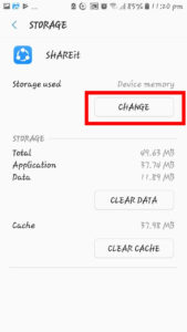 Transfer Apps from Phone to SD Card (Step 6)