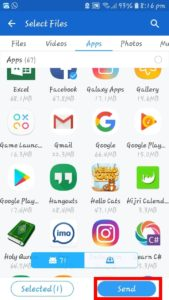 How To Move Apps From Android To Android Using Share It 2019 Tricks(step 6)