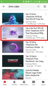 How To download YouTube Videos In Mobile step 20