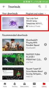 How To download YouTube Videos In Mobile step 22