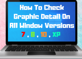How To Check Graphic Card Memory In Windows 7 Ultimate