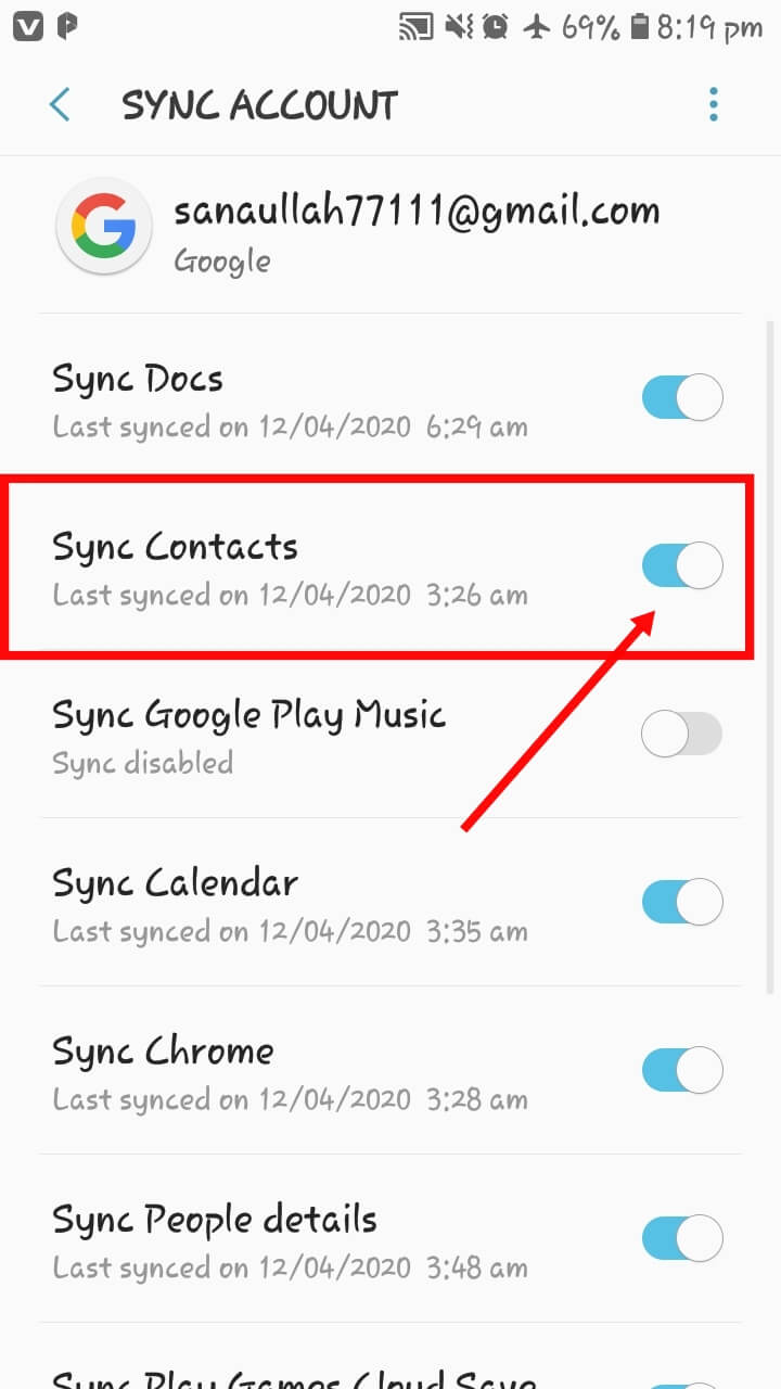 How to Sync Your Contacts to ICloud From Any Device